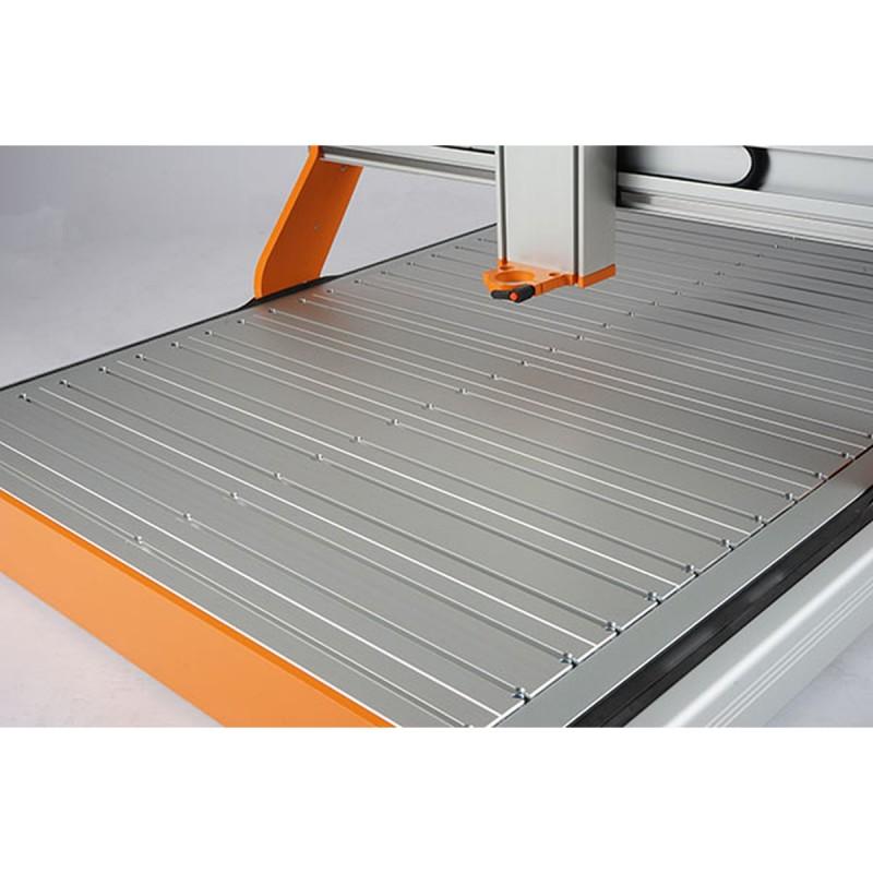 Piano Alluminio serie M (opzione)