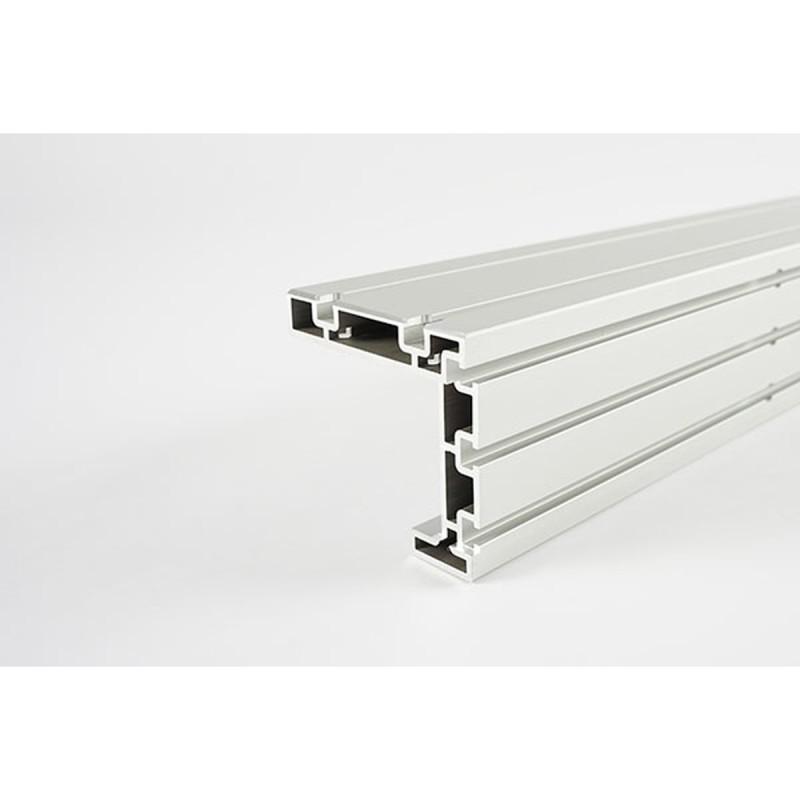 Piano con scanalatura a T 90 ° serie M